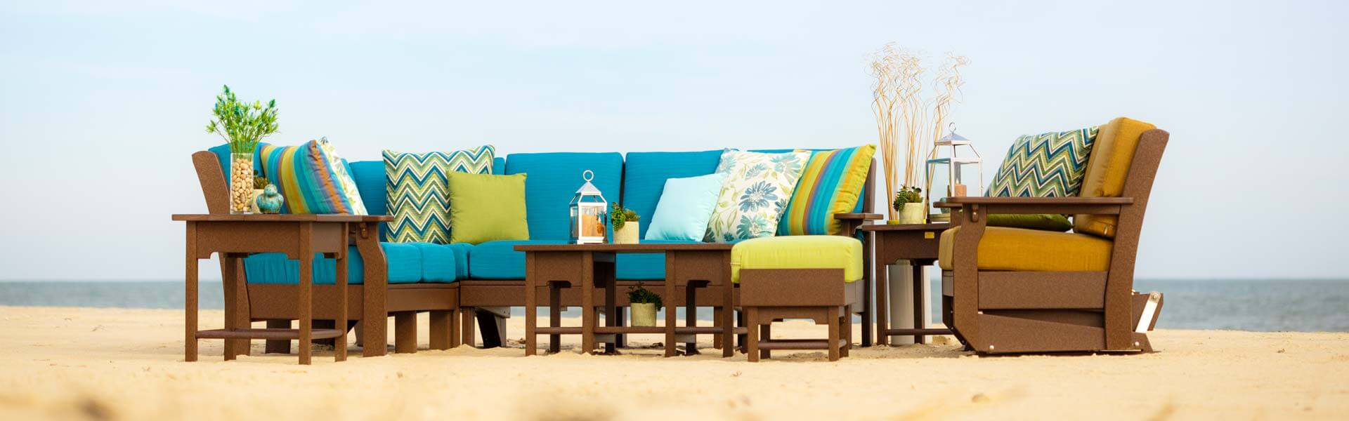 Outdoor Poly Furniture Finch Feel The Difference