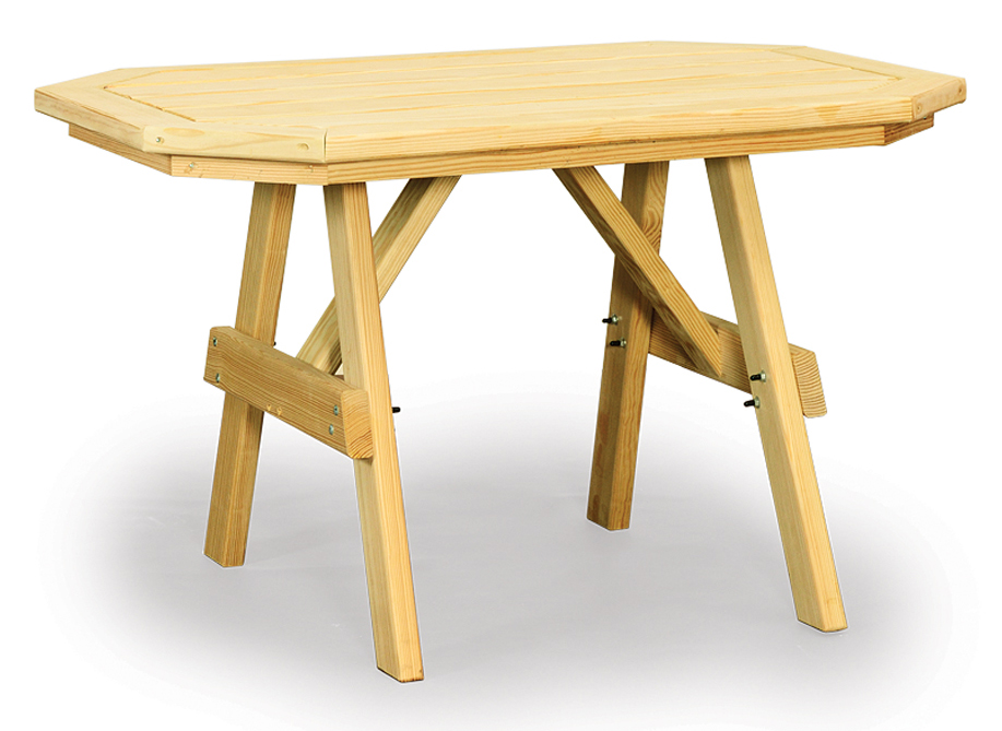 Wood tables finch outdoor poly furniture for Table th border