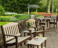 Two Tone Poly Garden Furniture