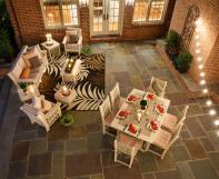 Mission poly dining and patio furniture