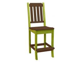 Keystone Poly Bar Chair