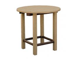 "SeaAira 21.5"" Poly Side Table"