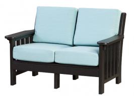 Poly Mission Love Seat