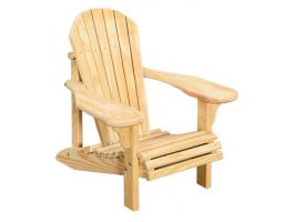 SeaAira Child's Wooden Adirondack Chair