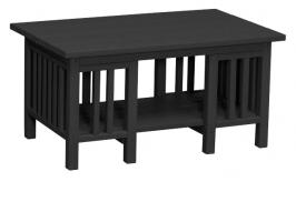 Poly Mission Coffee Table