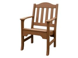 Avonlea Poly Garden Chair