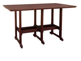 Poly Bar Height Rectangular Tables