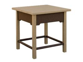 Van Buren Poly End Table