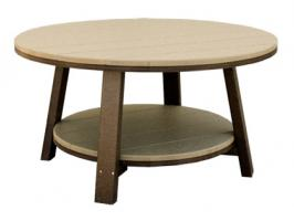 "SeaAira 38"" Poly Conversation Table"