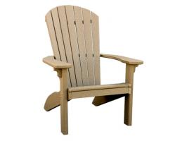 SeaAira Poly Adirondack Chair