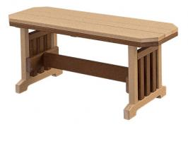 Poly Mission Benches