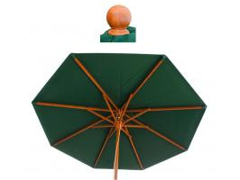 Wooden Umbrella Frame