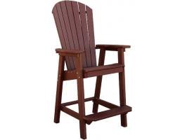 Great Bay Poly Bar Chair