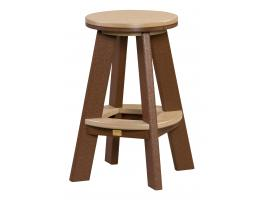 Poly Counter Height Stool